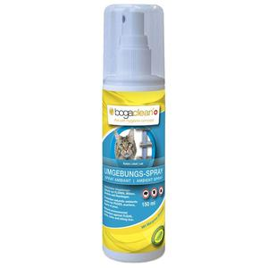 bogaclean UMGEBUNGS-SPRAY Katze150ml | Dodax.co.uk