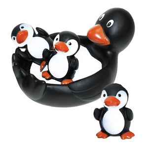 Schwimmfamilie Pinguin | Dodax.it