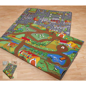 Spielteppich City/Farm Duoplay | Dodax.ch
