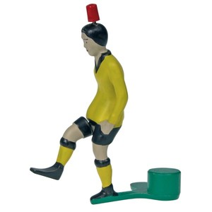 Mieg Tipp-Kick Top Kicker, yellow pointed foot | Dodax.ca