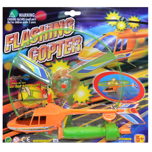 Flashing Helikopter Set | Dodax.ch