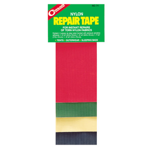 Image of Nylon Reparatur-Set 4 Farben