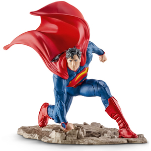 Schleich - DC Comics Justice League Superman, Kneeling (22505) | Dodax.ca