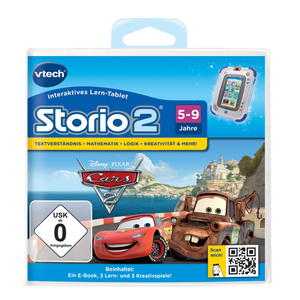Image of Cars 2, Storio 2 Learning Game