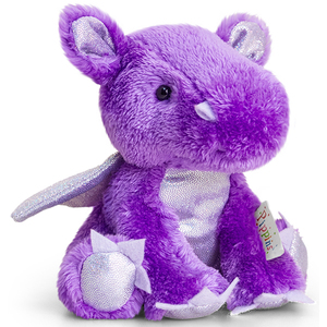 Pippins Drache violett 14cm | Dodax.it