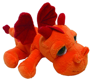 Peepers Drache orange 15cm | Dodax.com