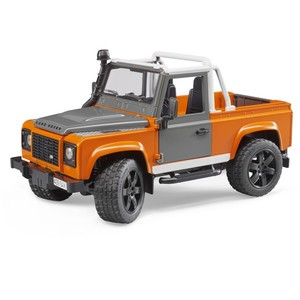 Land Rover Defender Pick Up | Dodax.at