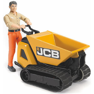 JCB Dumpster HTD-5 m. Figur | Dodax.co.uk