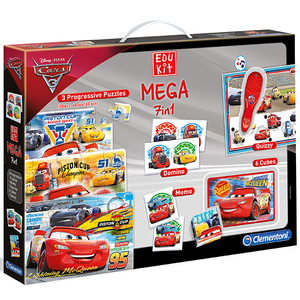 Edu Kit 7 in 1 Cars 3 D/F/I | Dodax.de