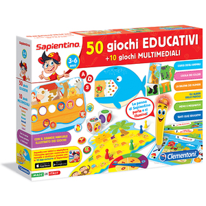 Penna Parl. 50 Giochi Educativi | Dodax.at