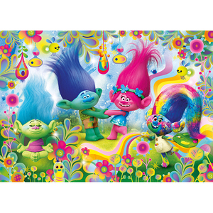 Puzzle Trolls Cupcake 104 tlg. | Dodax.co.uk