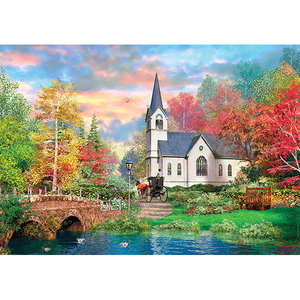 Puzzle Herbst 1500 teilig | Dodax.at