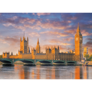 London: Houses of Parliament (Puzzle) | Dodax.ch