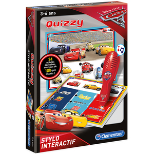 Quizzy Stylo Interactif Cars 3 | Dodax.ch