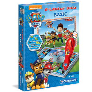 E-Lektor Quiz Basic Paw Patrol | Dodax.co.uk