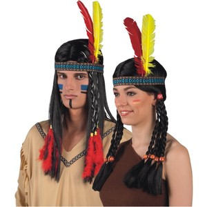 Stirnband Indians | Dodax.at