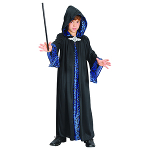 Magicien robe costume taille S | Dodax.fr