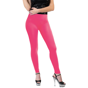 Leggings Neon Pink one size | Dodax.at