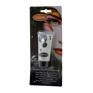 Aqua Make-Up Creme weiss 38ml | Dodax.at