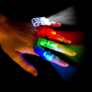 LED Fingerlichter 4Stk. | Dodax.co.uk