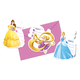 6 Einladungset Disney Princess | Dodax.it