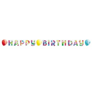 Partykette Balloons 174x13cm | Dodax.at