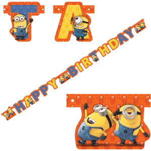 Partykette Happy B. Minions | Dodax.at