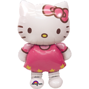 Folienb. Hello Kitty laufend | Dodax.ch