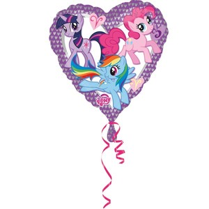 FB My little Pony Herz 43cm | Dodax.at