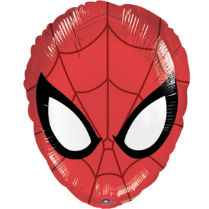 Folienb. Spiderman Maske 45cm | Dodax.at