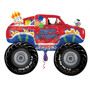 Folienballon Big Car Happy B. | Dodax.ch