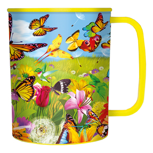 3D Tasse Butter Flutter 325ml | Dodax.at