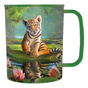 3D Tasse Tiger Lily | Dodax.co.jp