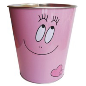 Barbapapa Metallkorb pink | Dodax.at
