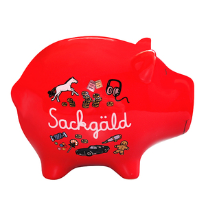 Sparsäuli Sackgäld 12cm | Dodax.co.uk