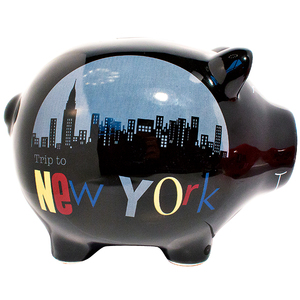 Tirelire New York 17.5cm | Dodax.fr