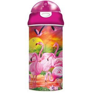 3D Trinkflasche Flamingo Lingo | Dodax.at