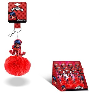 Ladybug Pompon Display | Dodax.co.jp