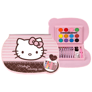 Malkoffer Hello Kitty 25tlg. | Dodax.at
