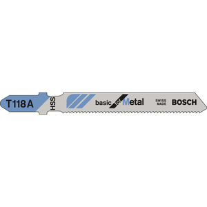 Bosch - Stichsägen T 118 A, 5 Stk. (2608631013) | Dodax.at