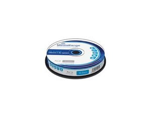 Mediarang BD-R 4x Single Layer 25GB 10-Pck. | Dodax.ch