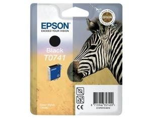 Epson Singlepack Black T0741 | Dodax.co.uk