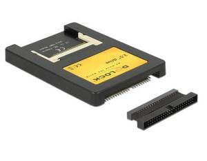 DeLock 91662 IDE zu 2xCF Adapter, 2.5"