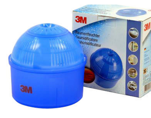 3M Raumentfeuchter Set mit 350g Granulat | Dodax.co.uk
