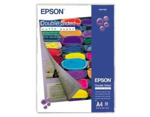 Epson Paper Mat double sided A4 | Dodax.at