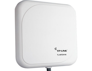 TP-LINK - Outdoor Omni-Directional Antenna   2.4GHz 14dBi (TL-ANT2414A) | Dodax.ch