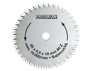 "Proxxon Kreissägeblatt ""Super-Cut"" Ø85 