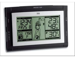 TFA - Weather Pam XS Wireless Weather Station (35.1064.01.51.IT) | Dodax.es
