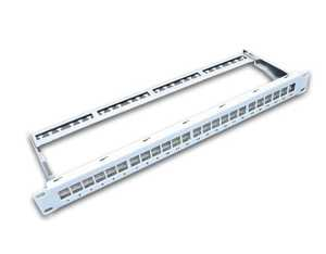 Triotronik TKS PANEL 24 patch panel | Dodax.com