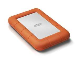 "HD LaCie Rugged Mini 2.5"" 1TB 